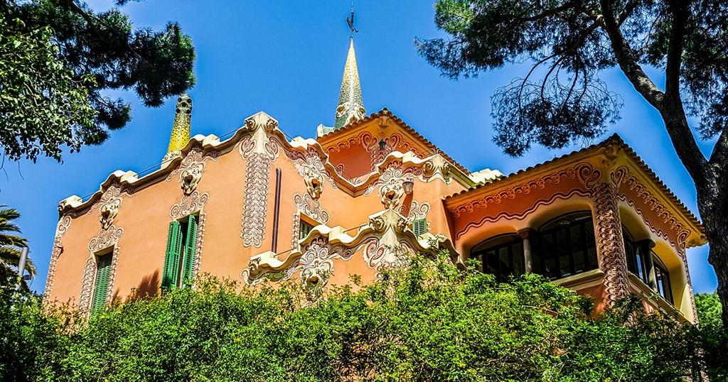 Studietur Barcelona Gaudi Museum