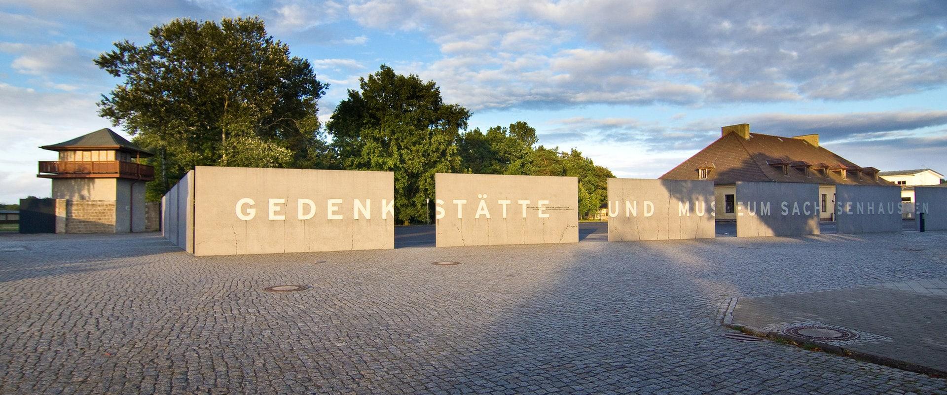 Studietur Berlin Sachsenhausen