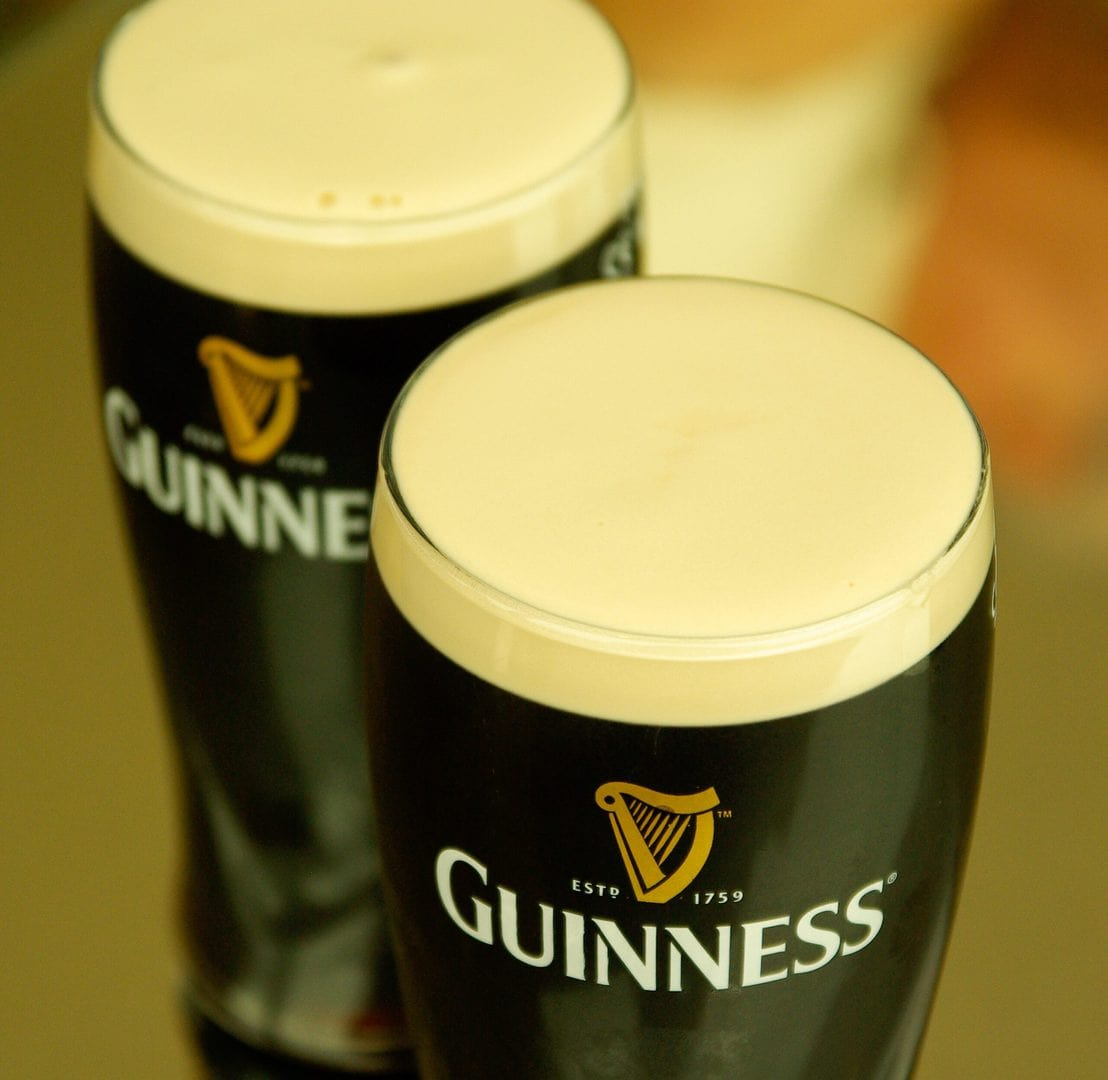 Studietur Dublin Guinness
