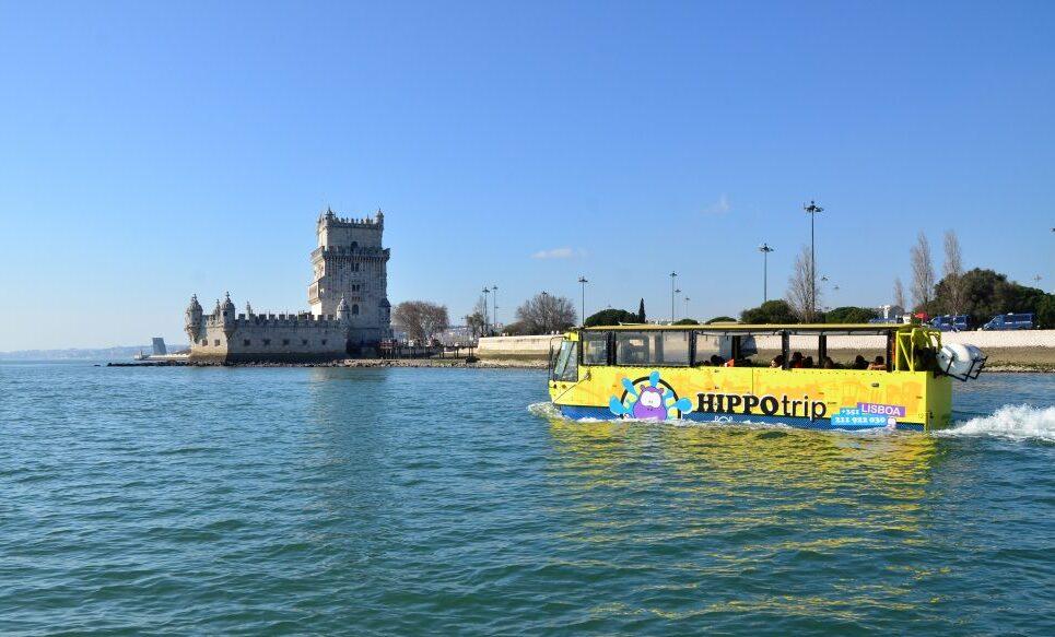 Studietur Lissabon HIPPOtrip
