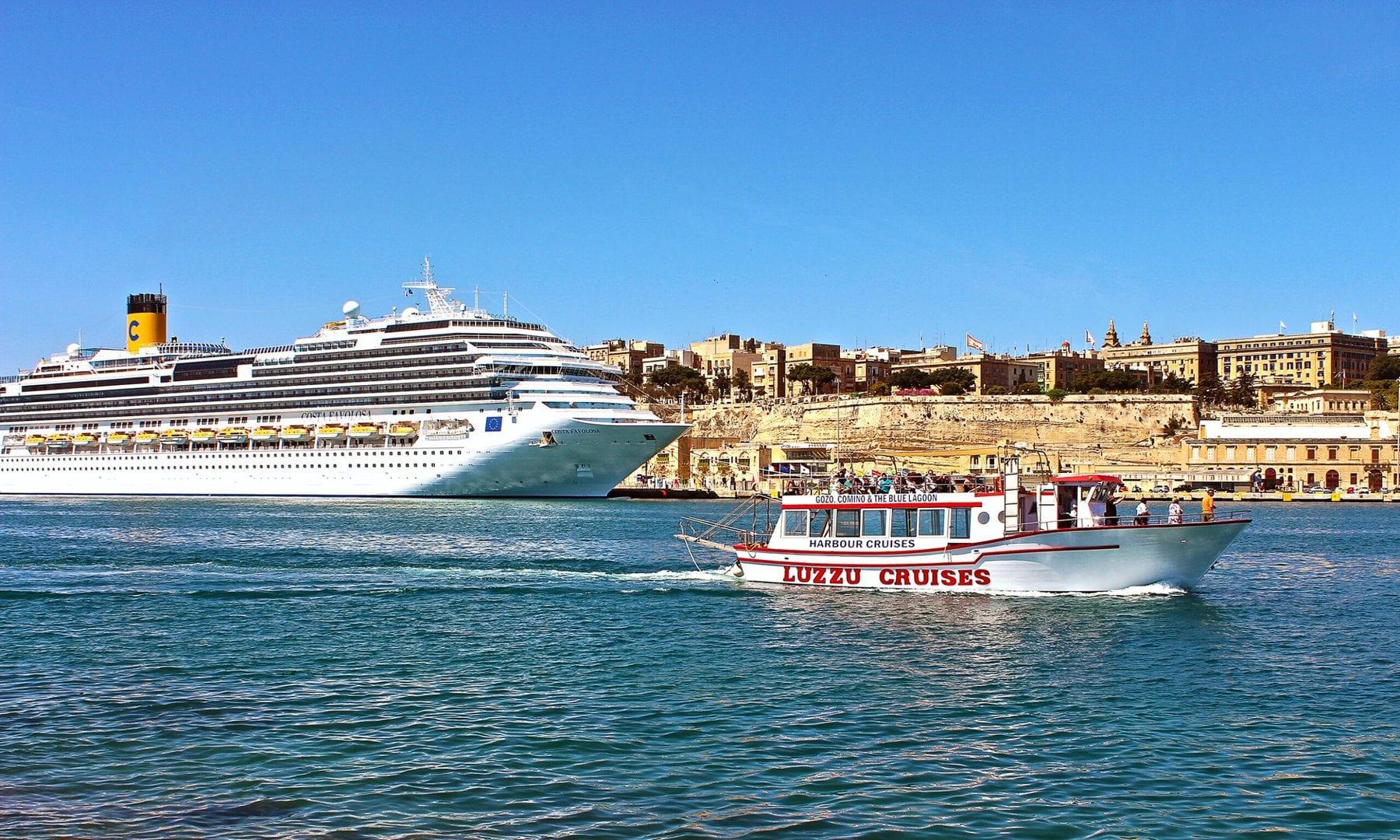 Havnerundfart-malta-studieprogram-studierejser