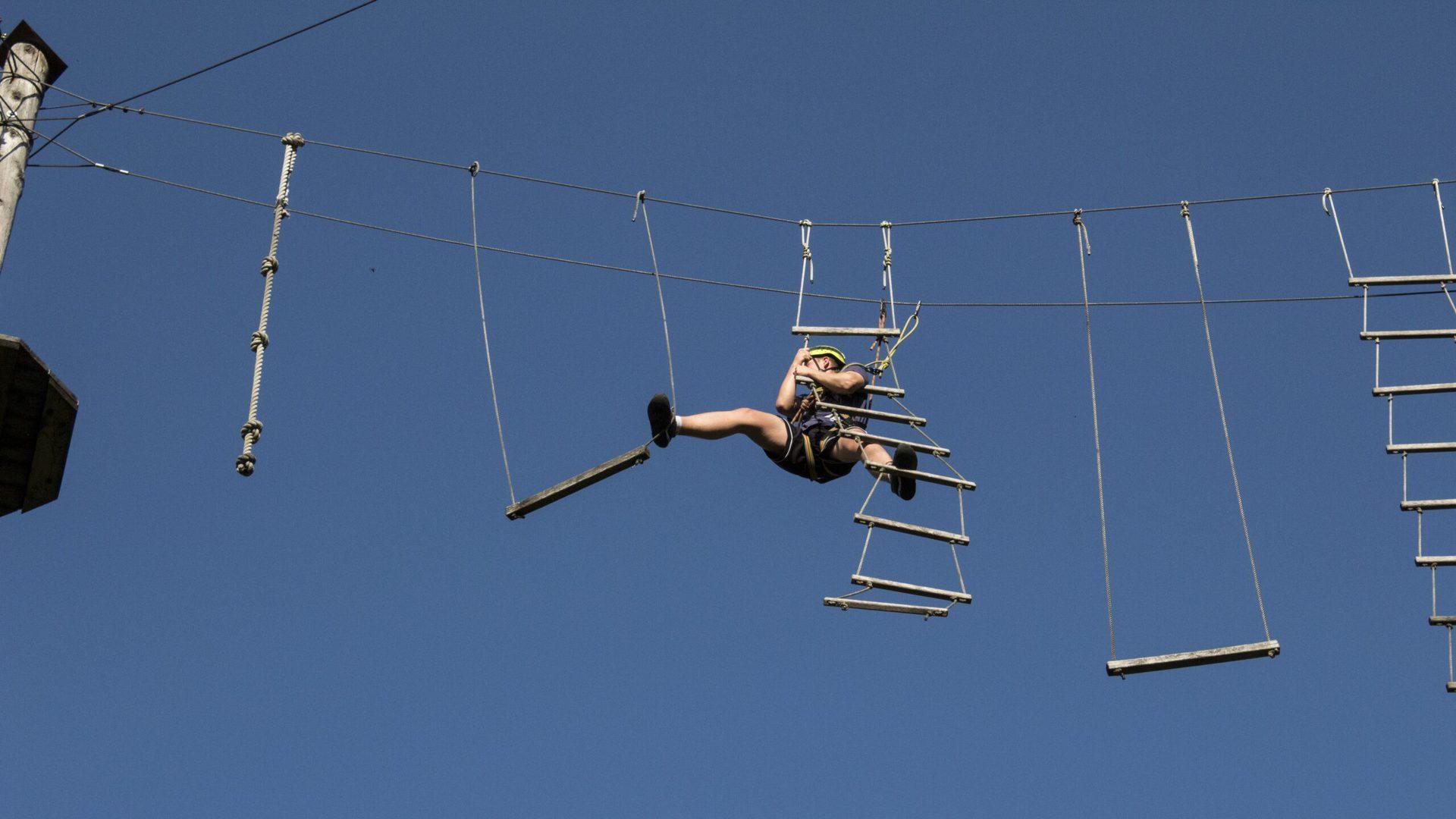 Studietur Prag High Ropes