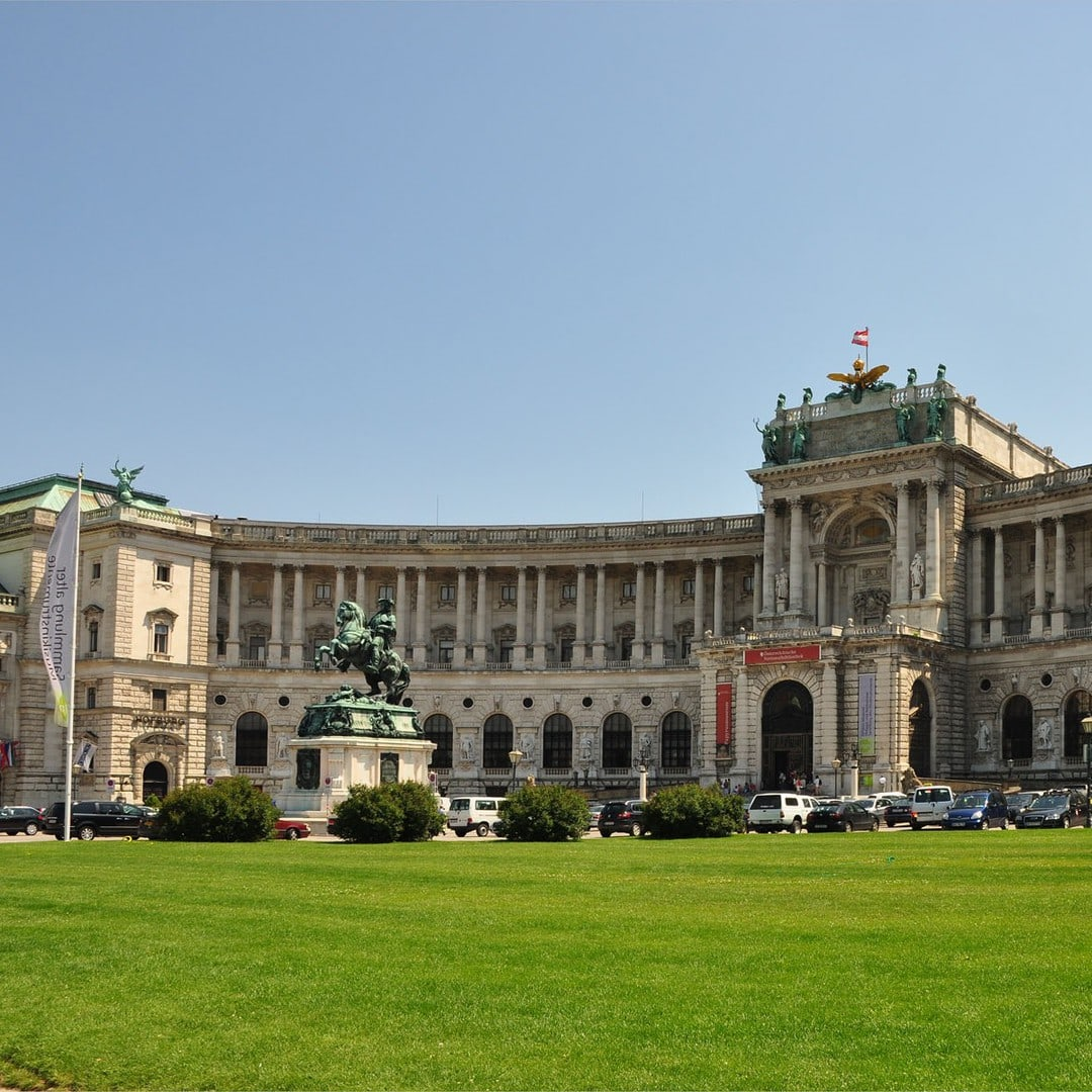 Studietur Wien Hofburg