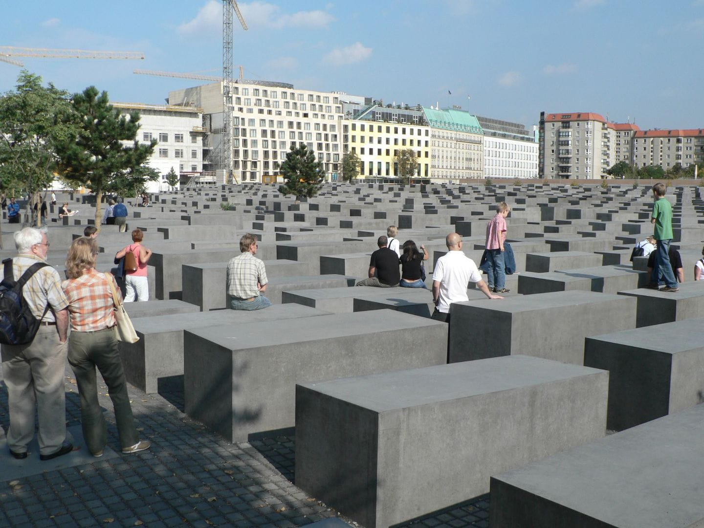 Studietur Berlin Holocaust Memorial