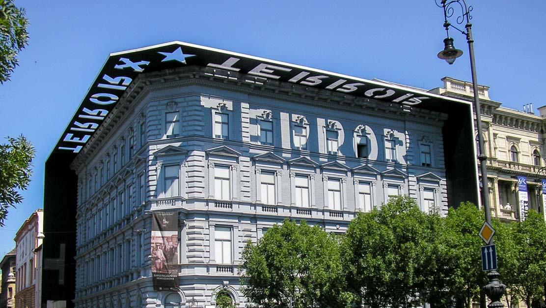 Studietur Budapest House of Terror