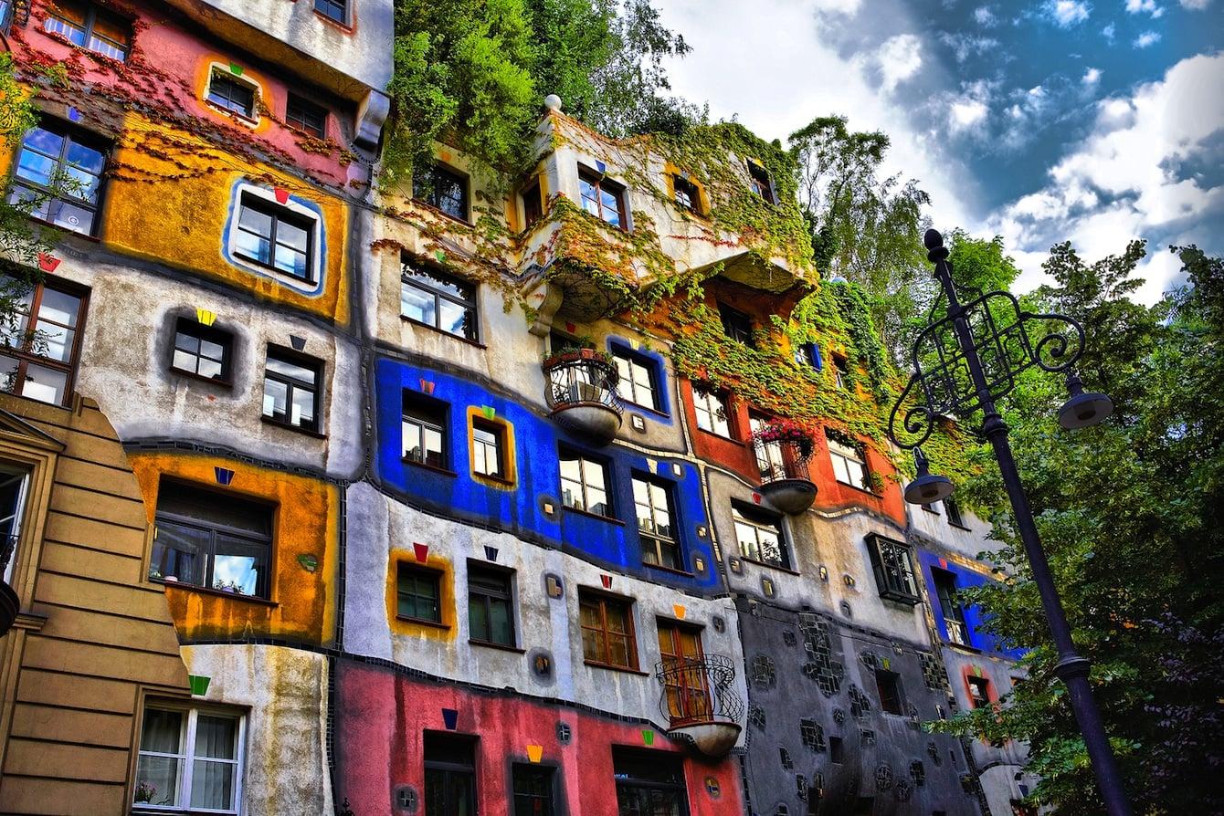 HundertwasserHaus Studietur Wien