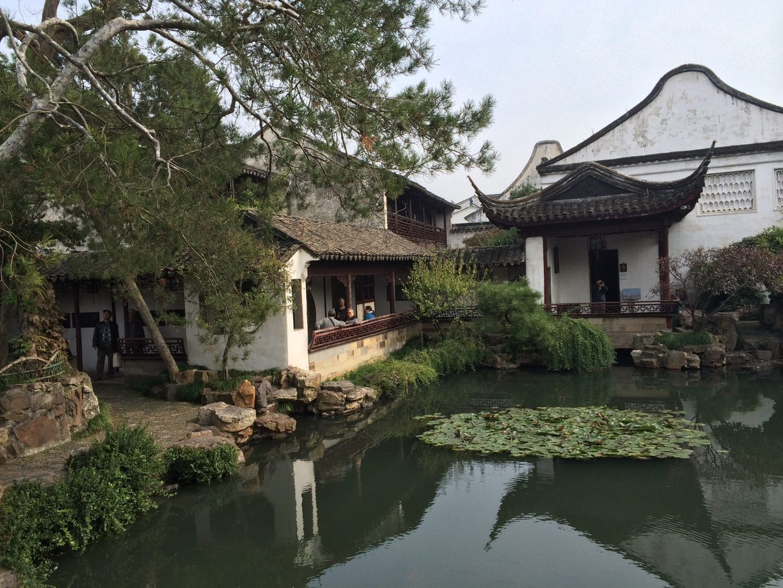 Studietur Shanghai Suzhou