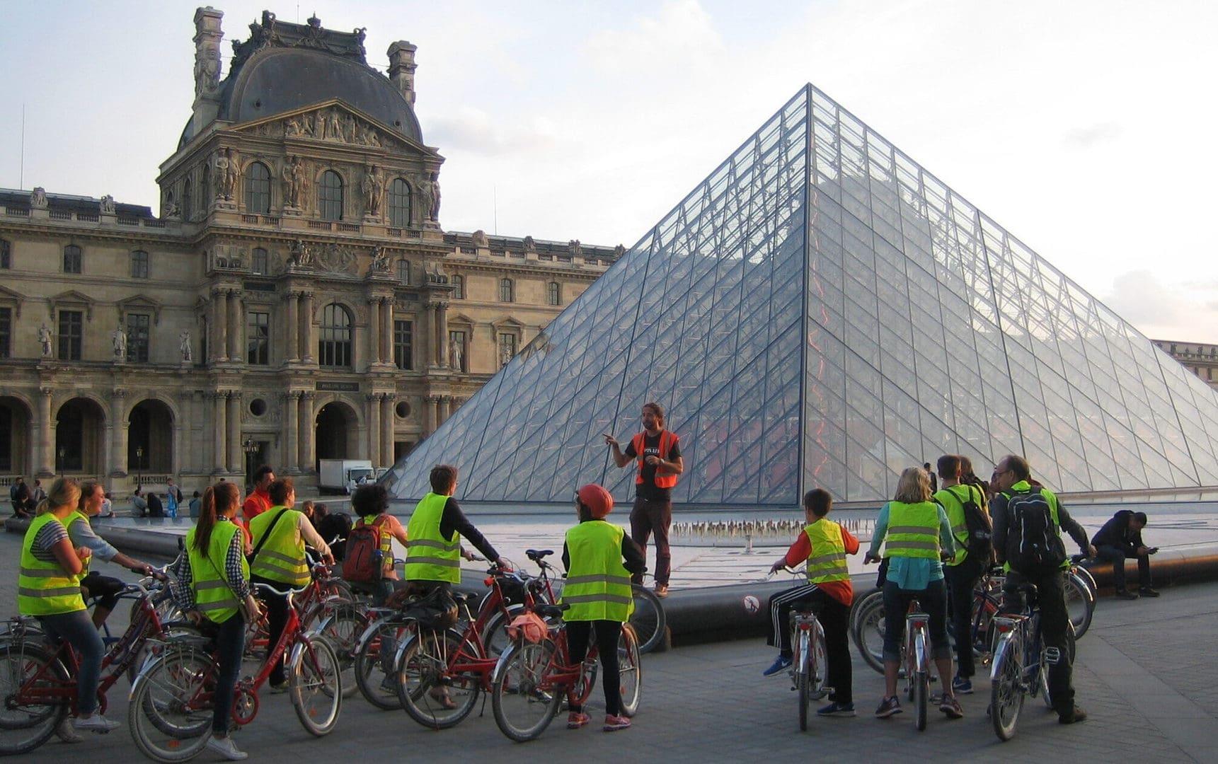 Studietur Paris Bike