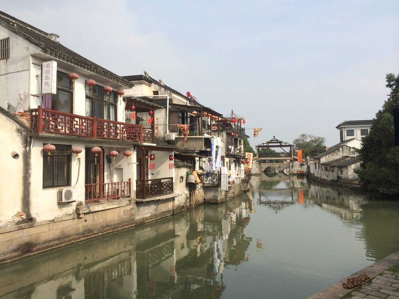 Studietur Shanghai Tongli
