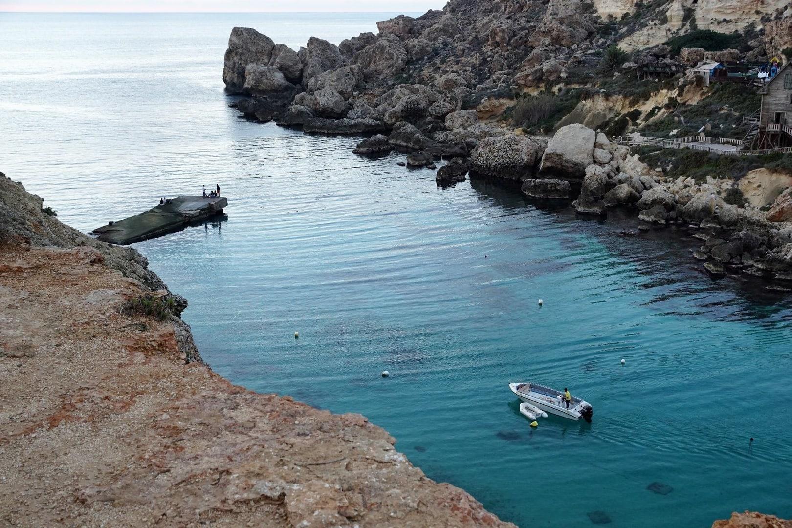 Il-Majjistral-malta_popeyevillage_anchorBay_studierejser_Alfatravel
