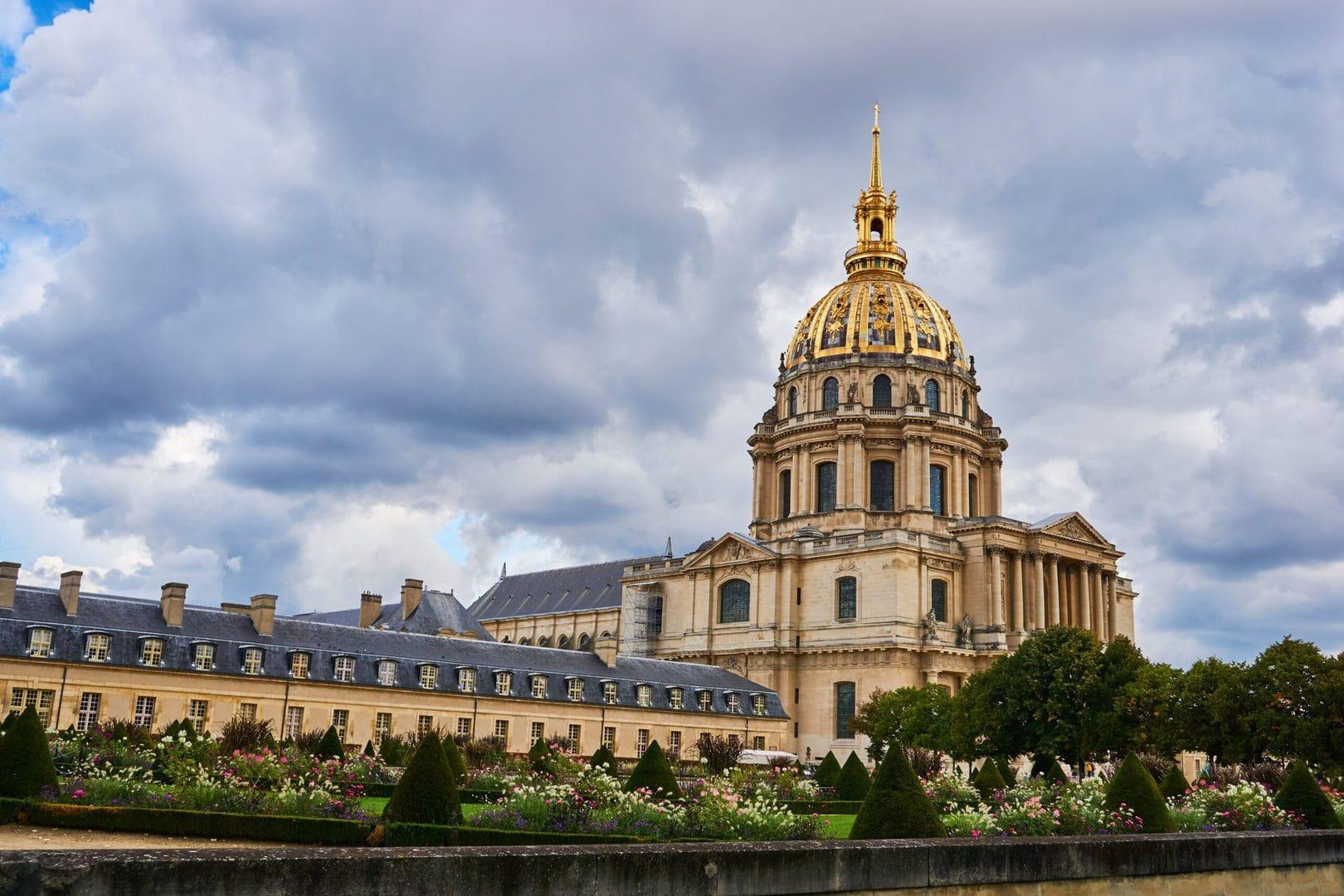 Studietur Paris Invalides