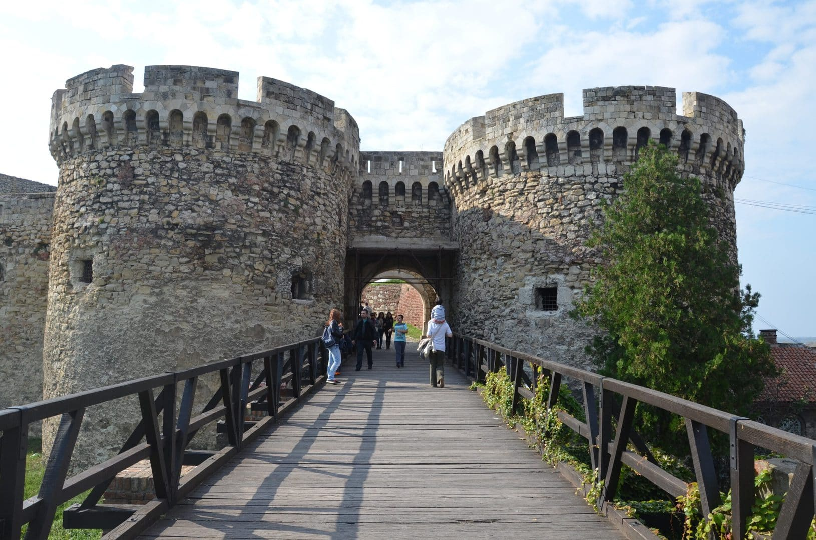 Kalemegdan-fortress-beograd