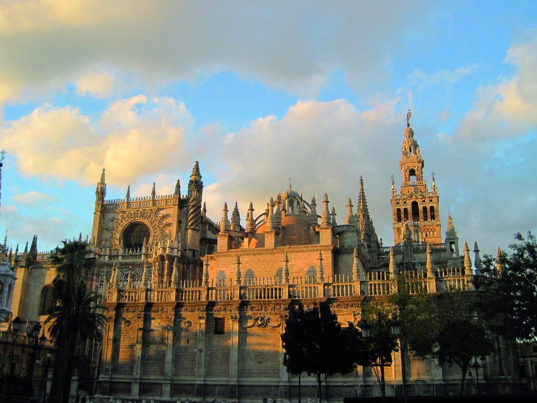 Studietur Sevilla Katedral