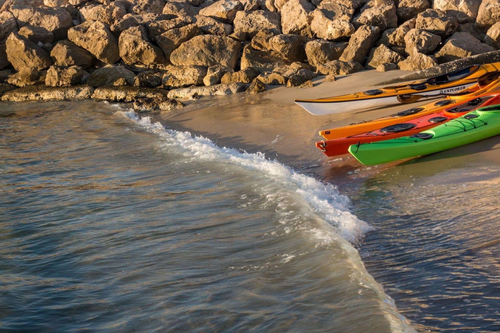 Kayak_laMata_beach_torrevieja_studierejser_alfatravel