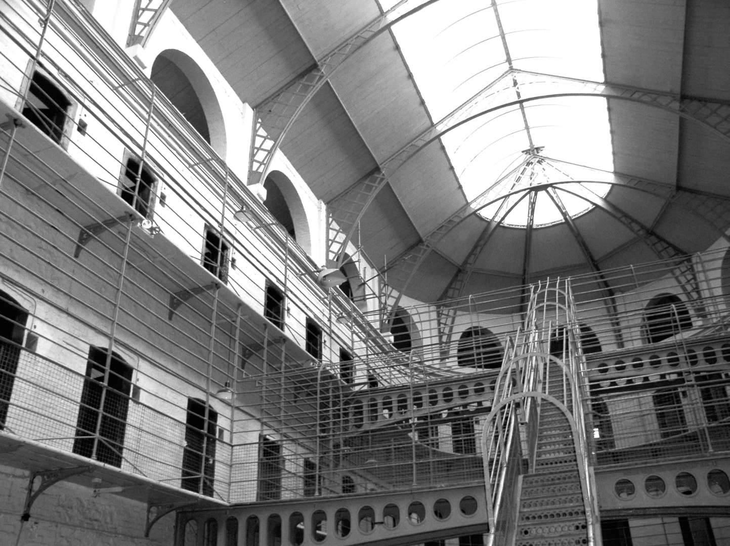 Studietur Dublin Kilmainham Gaol