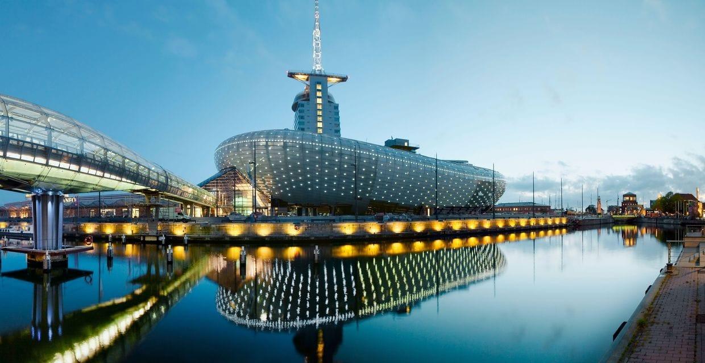 Studietur Bremen Klimahaus