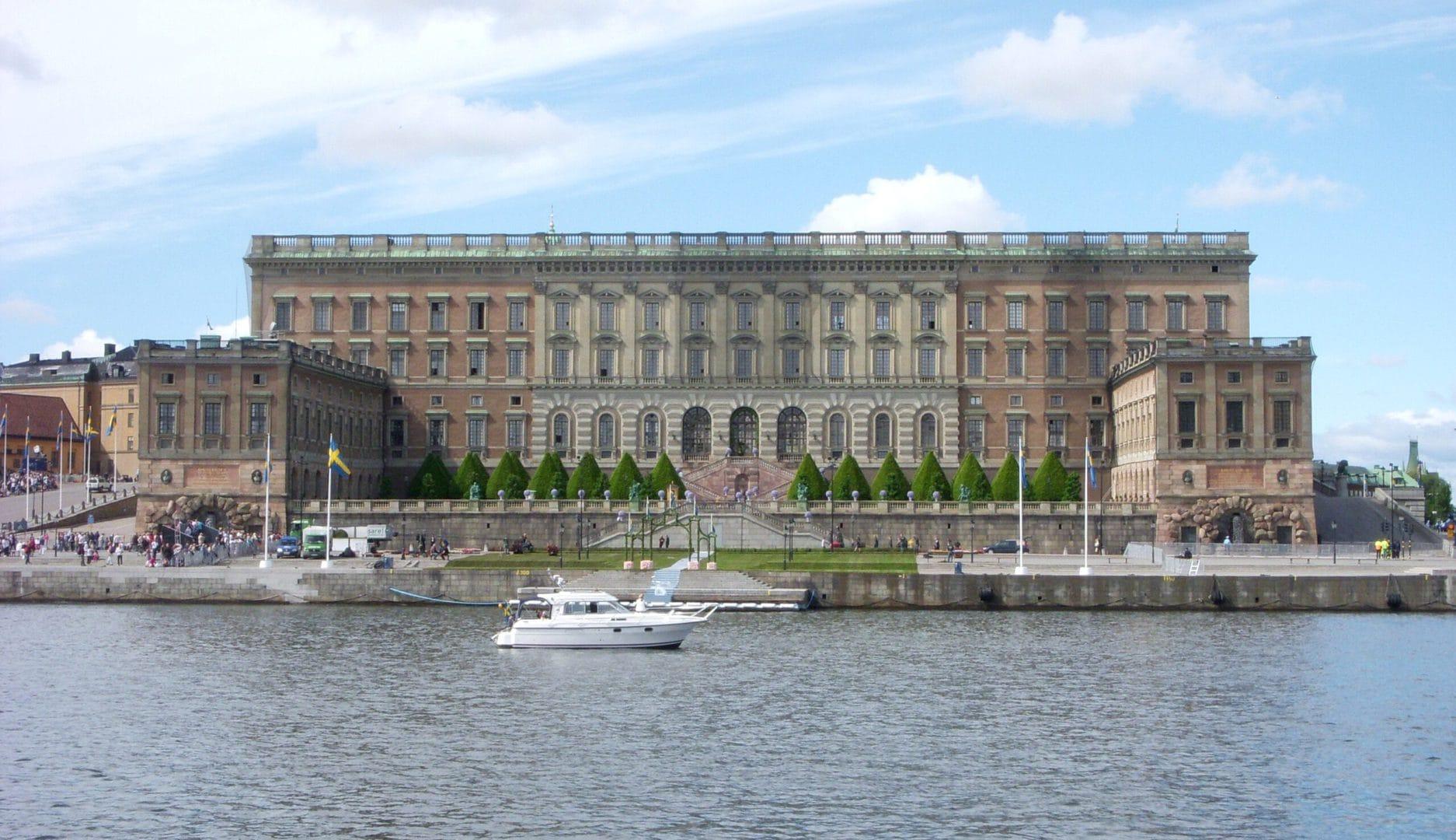 Studietur Stockholm Kungliga