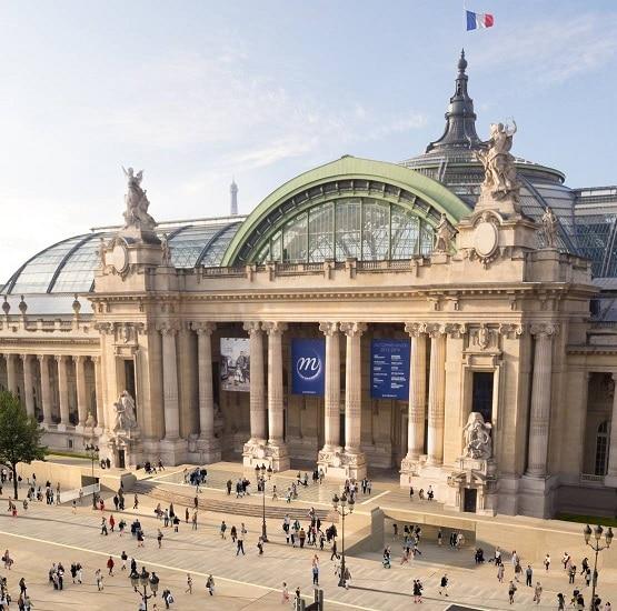 Studietur Paris Grand Palais