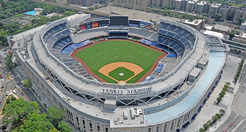 Studietur New York Yankee Stadium