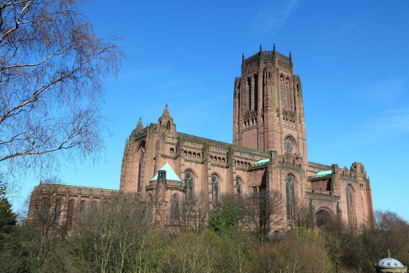 Studietur Liverpool Cathedral