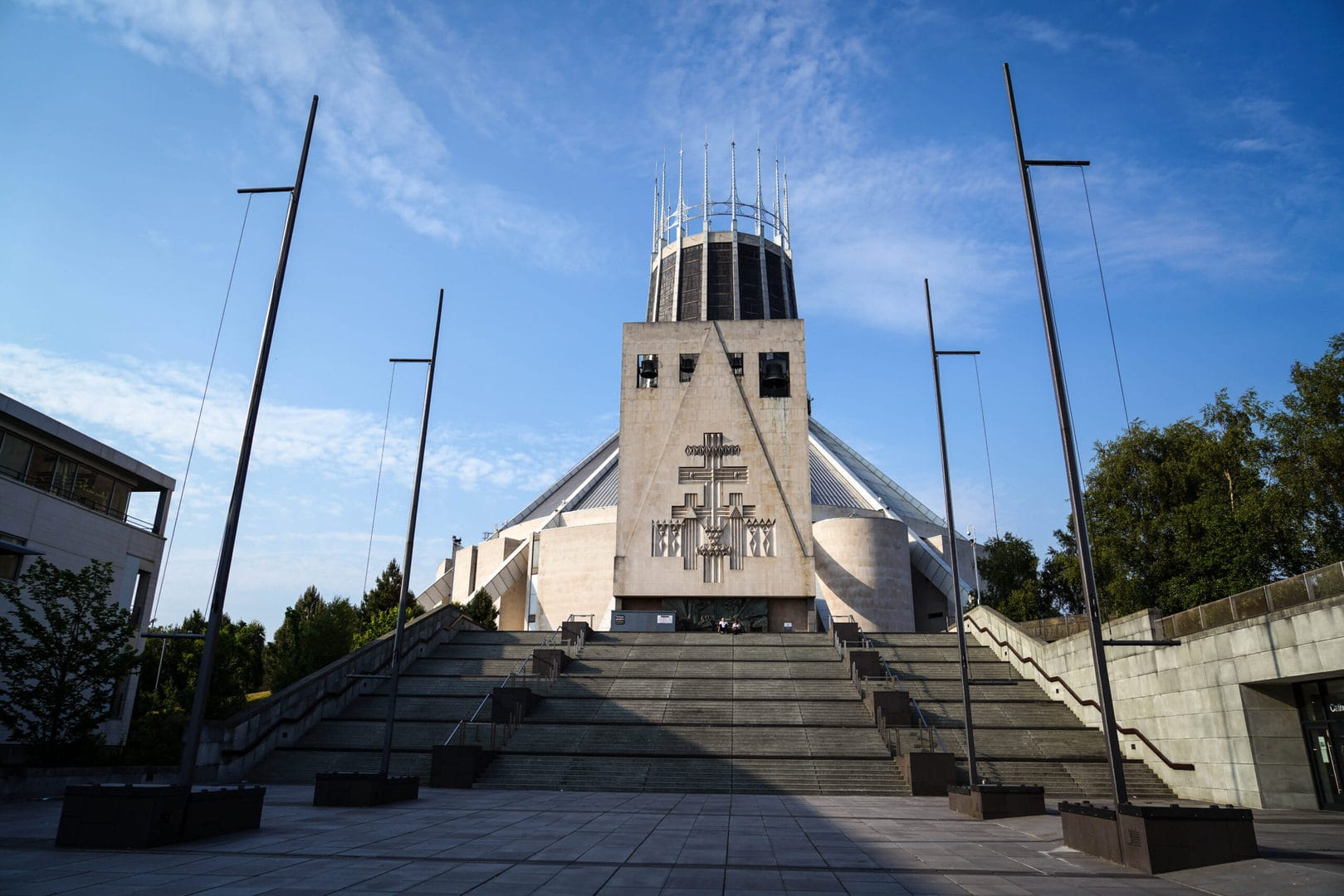Studietur Liverpool Metropolitan Cathedral