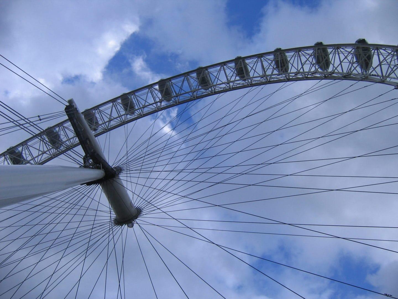 Studietur London Eye
