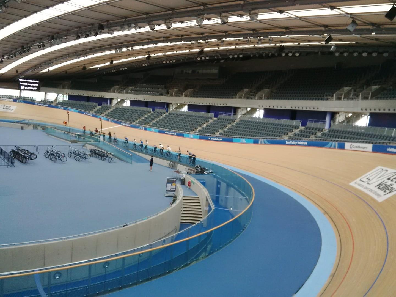 Studietur London Olympic Velodrome