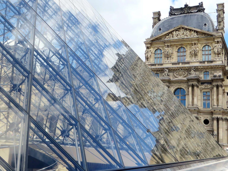 Studietur Paris Louvre