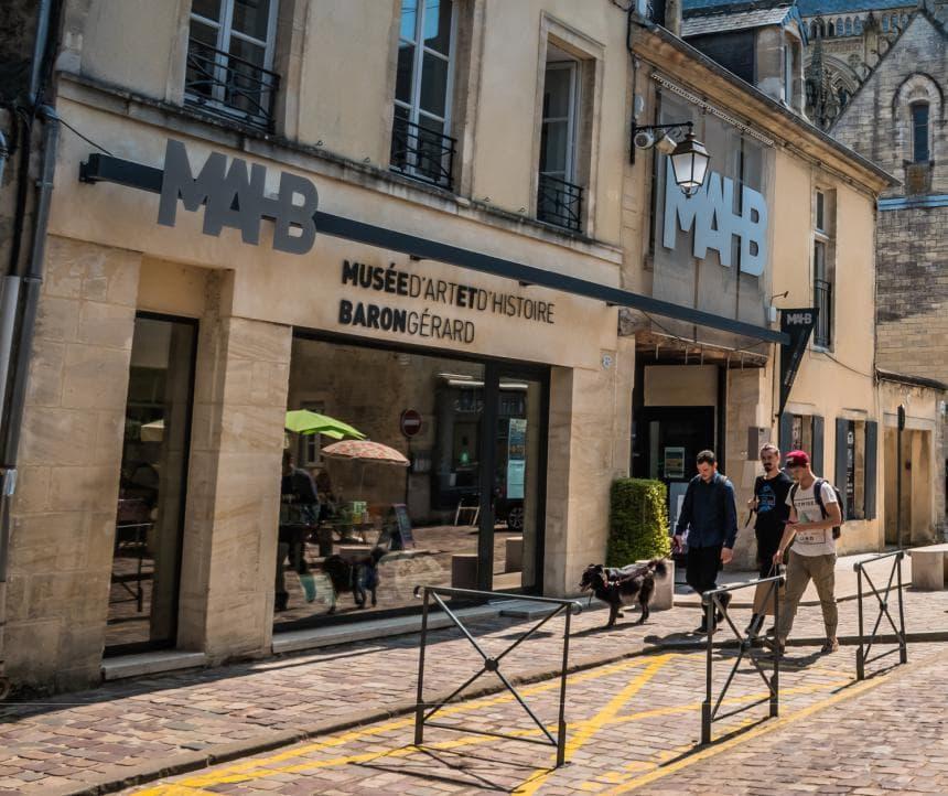 Studietur Normandiet MAHB