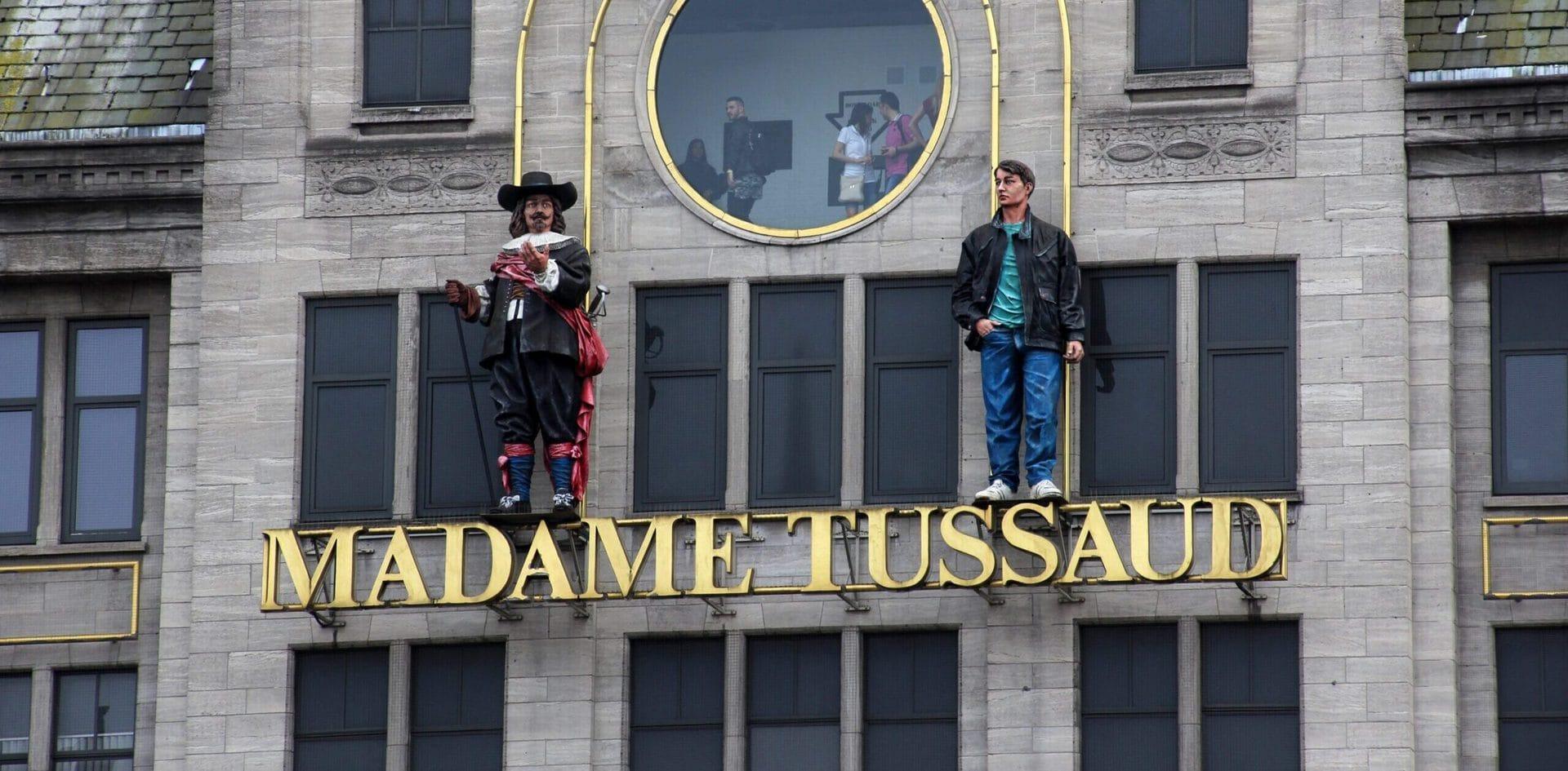 Studietur Amsterdam Madame Tussauds