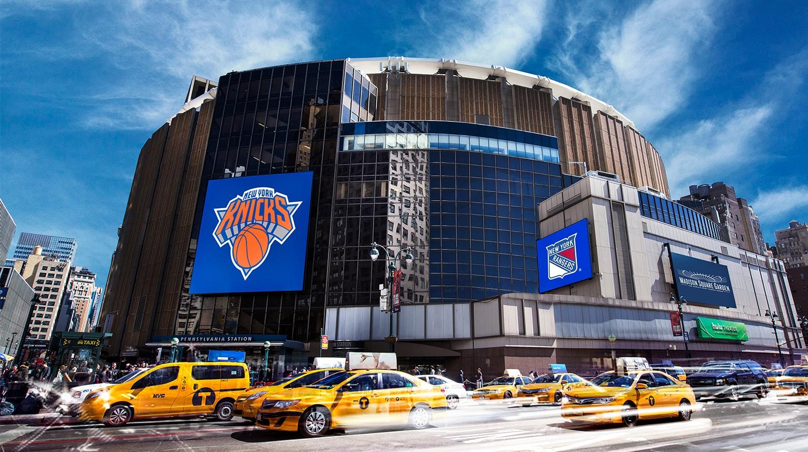 Studietur New York Madison Square Garden