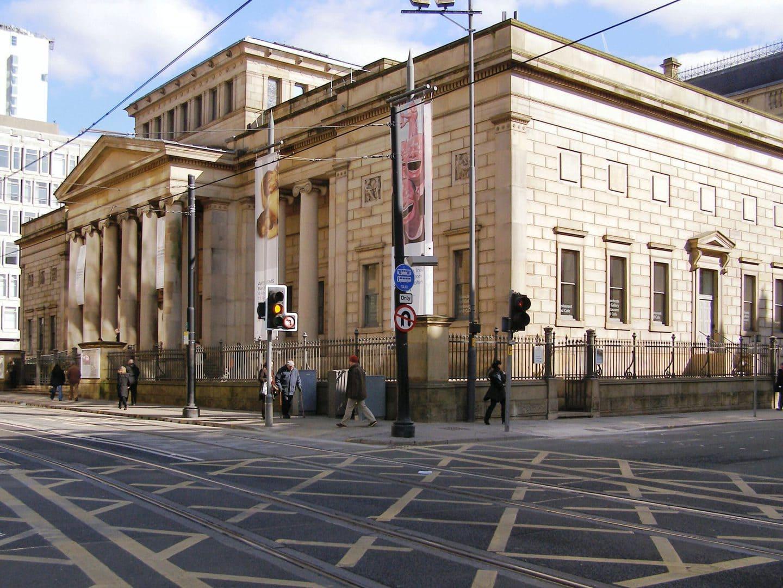 Studietur Manchester Art Gallery