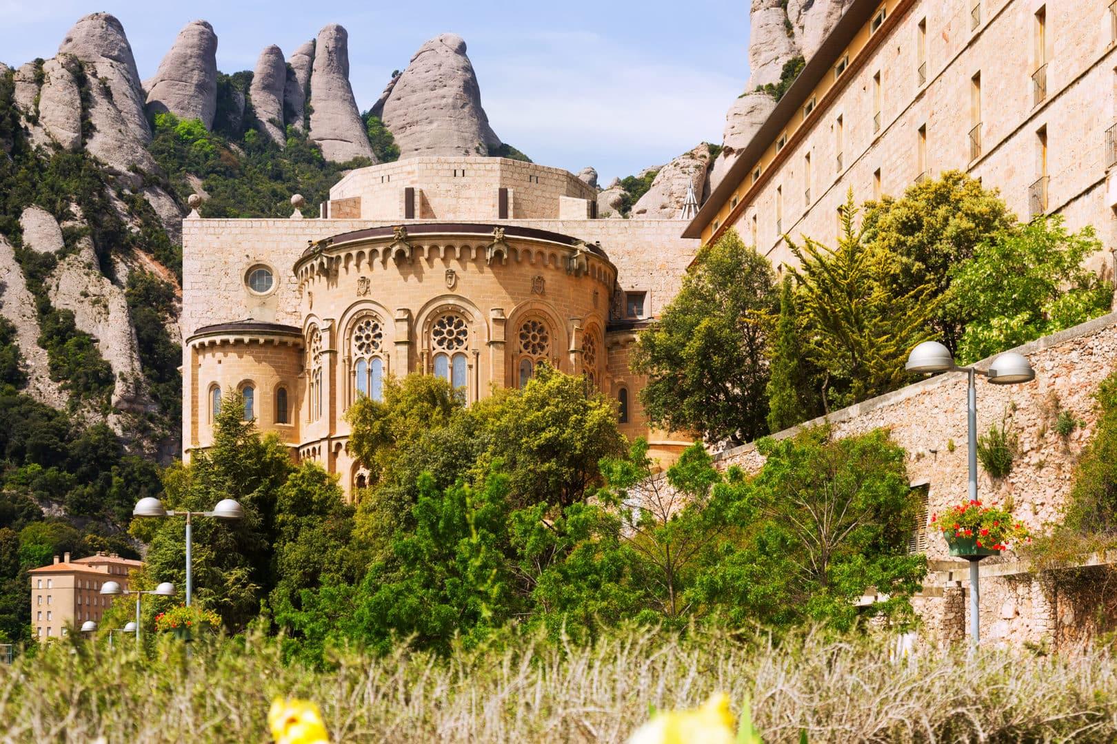 Studietur Barcelona Montserrat