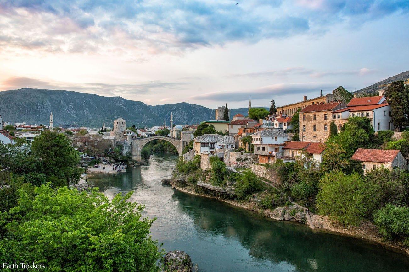 Studietur Sarajevo Mostar
