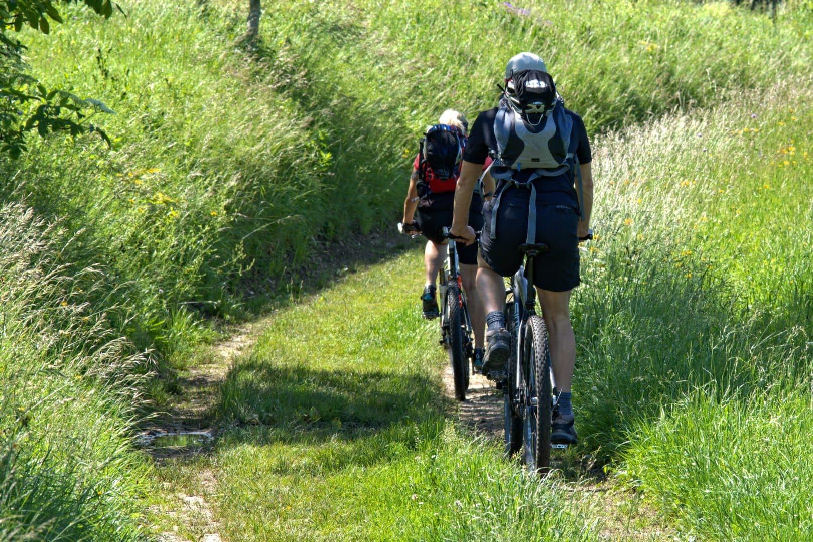 Studietur Toscana Mountainbike