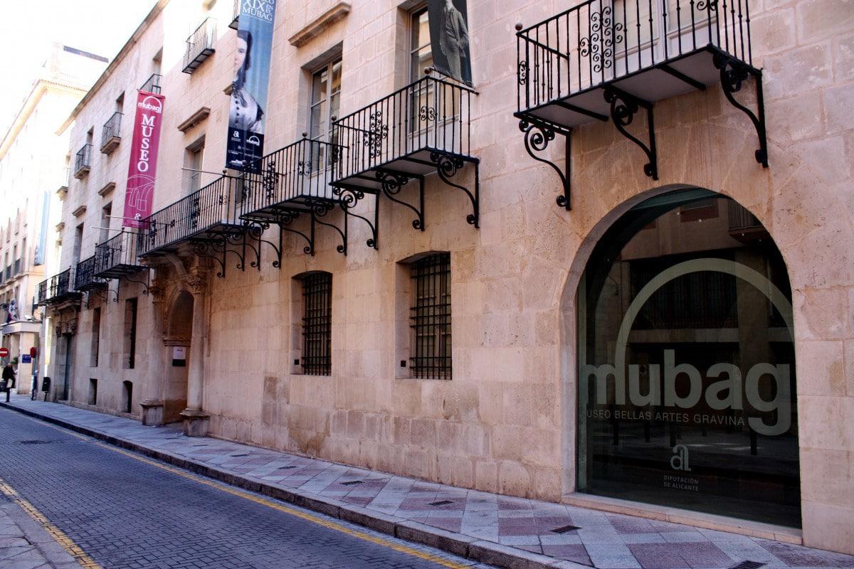 Studietur Alicante Mubag