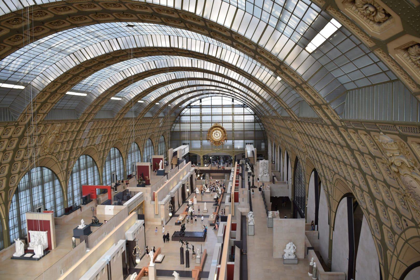 Studietur Paris MuseedOrsay
