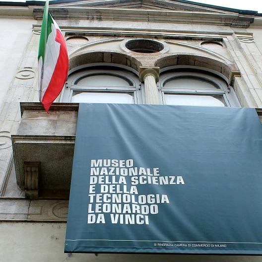 Leonardo da Vinci Museum Science Studierejse Milano