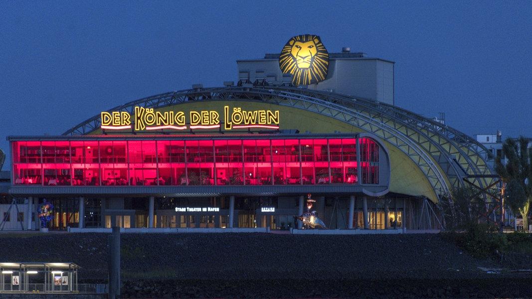 Studietur Hamborg Musical