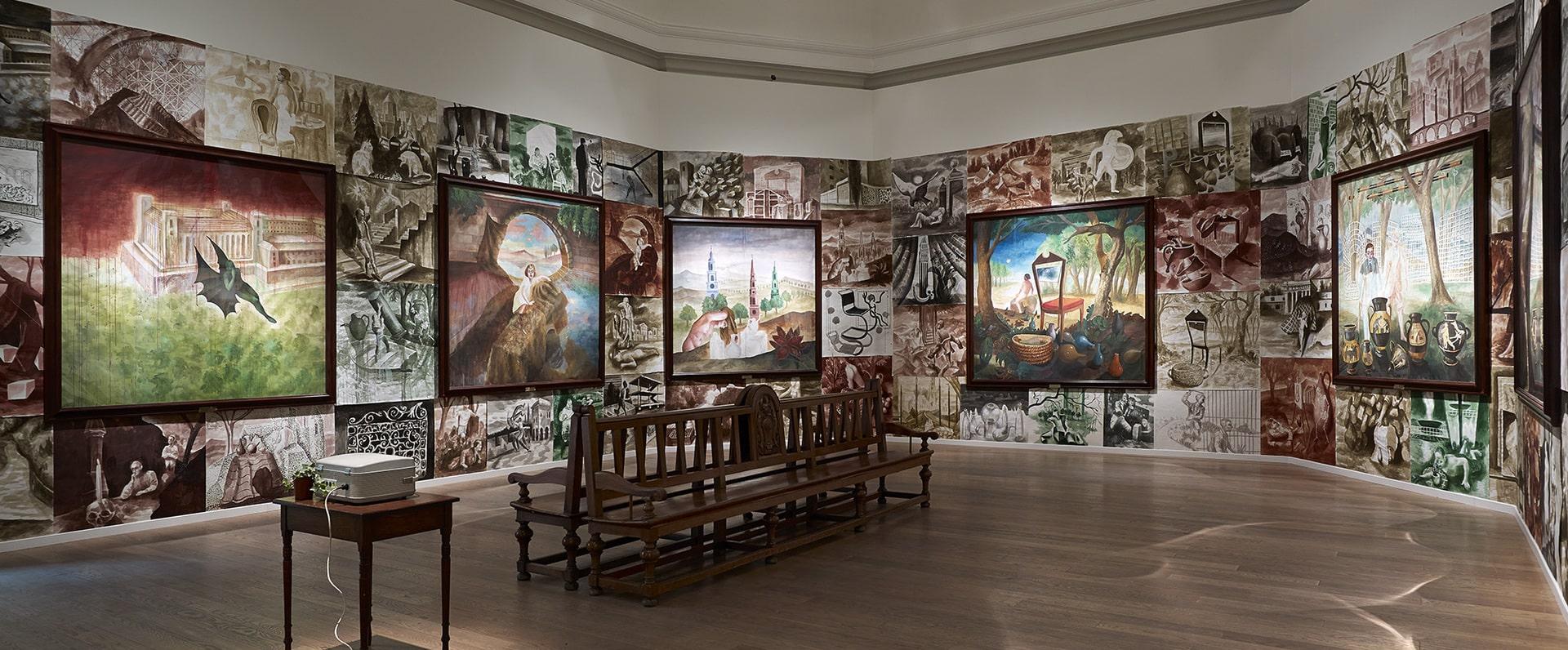 Studietur Edinburgh National Gallery