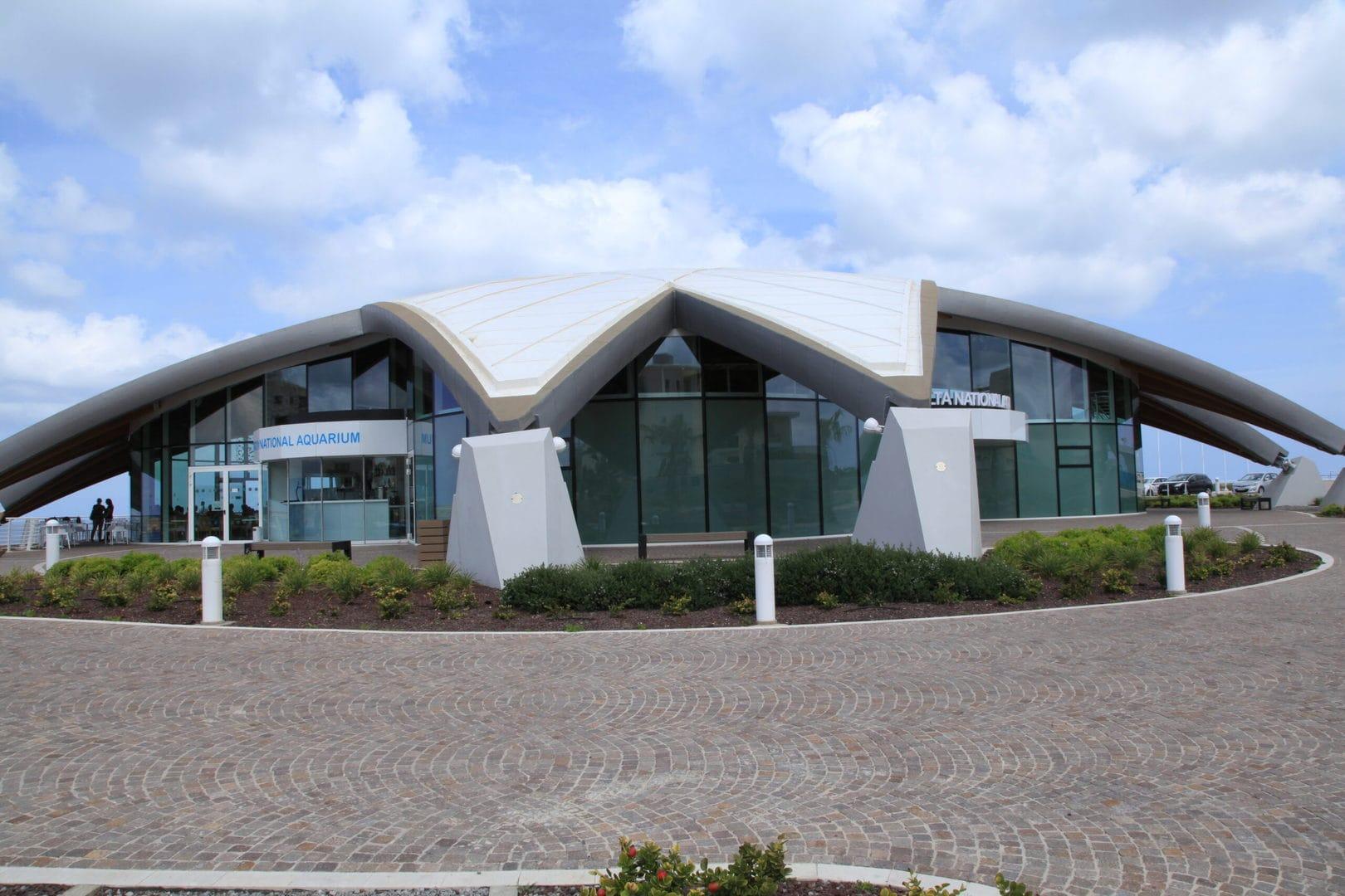 National aquarium-malta-alfatravel-studierejser