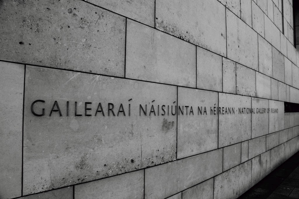 Studietur Dublin National gallery