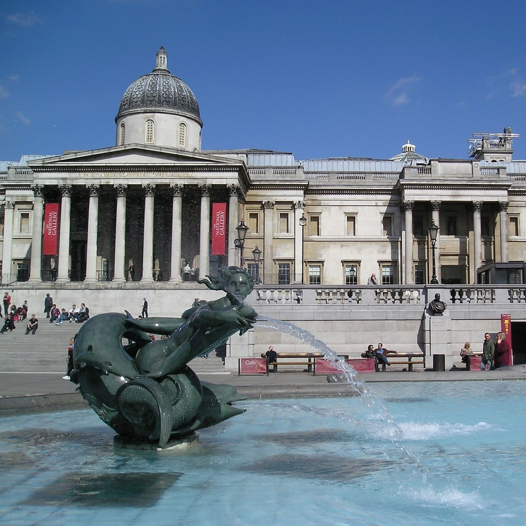 Studietur London National Gallery
