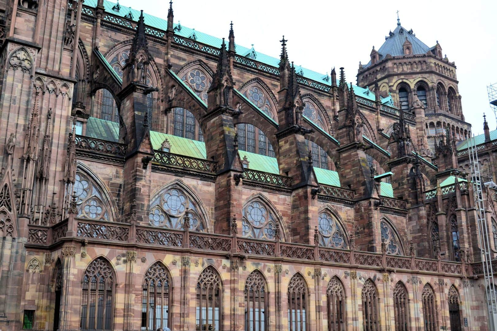 Studietur Strasbourg NotreDame