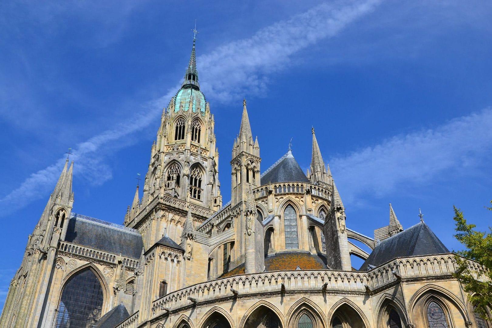 Studietur Normandiet Bayeux