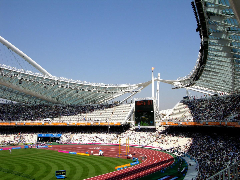 Studieprogram Athen Olympiske Stadion