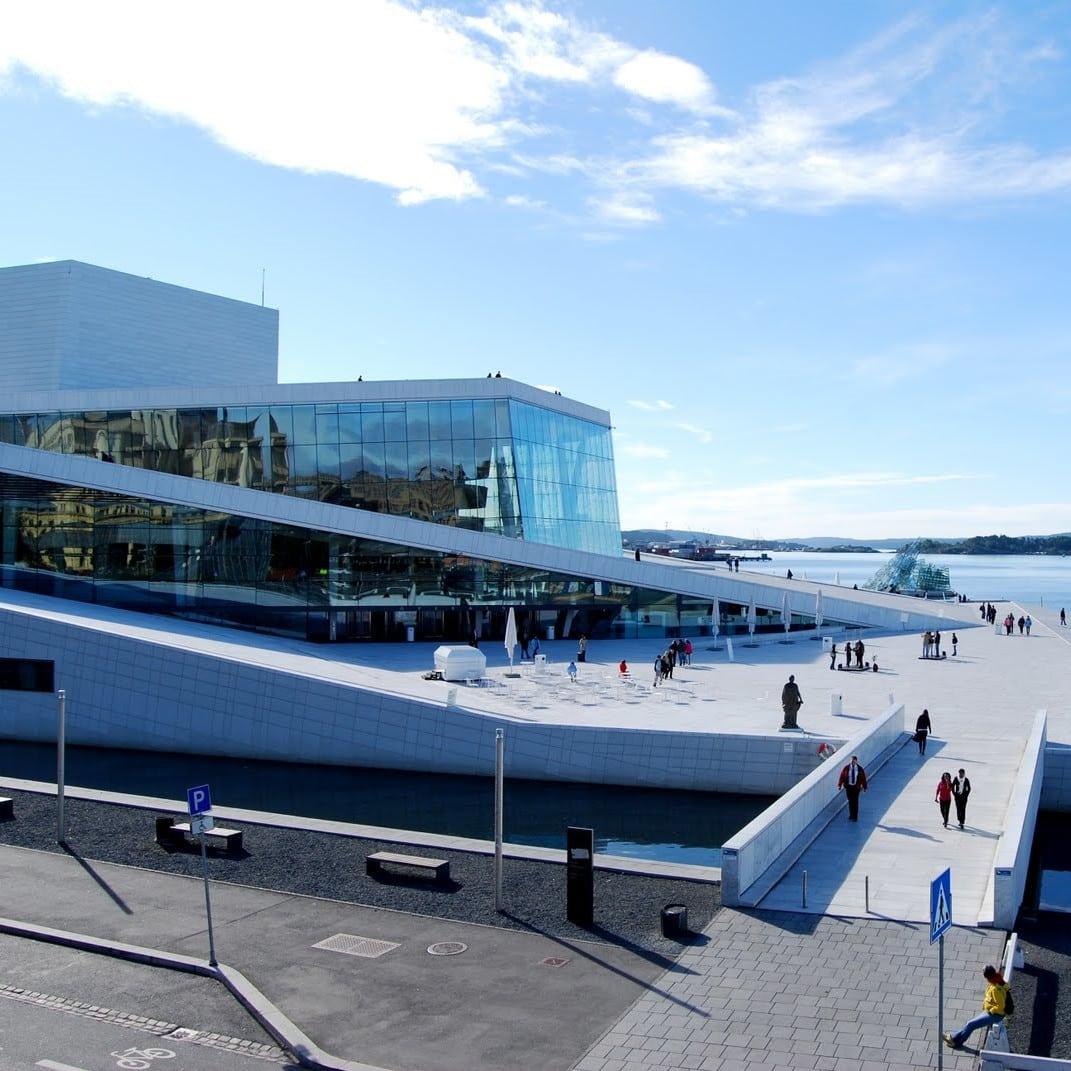 Studietur Oslo Operaen