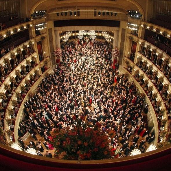 Studietur Wien Operaen