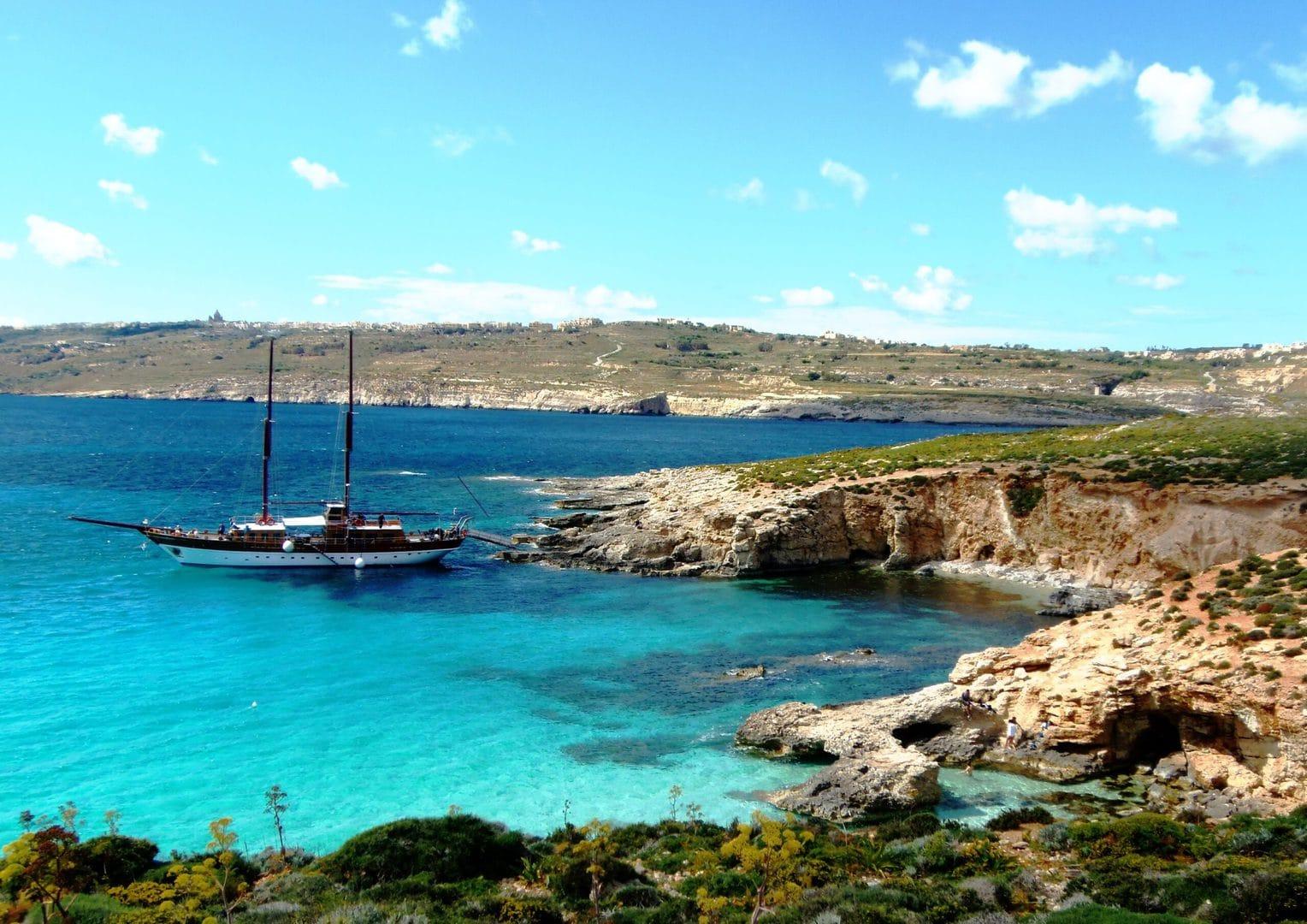 ParadiseBay_malta_kajak-studierejser
