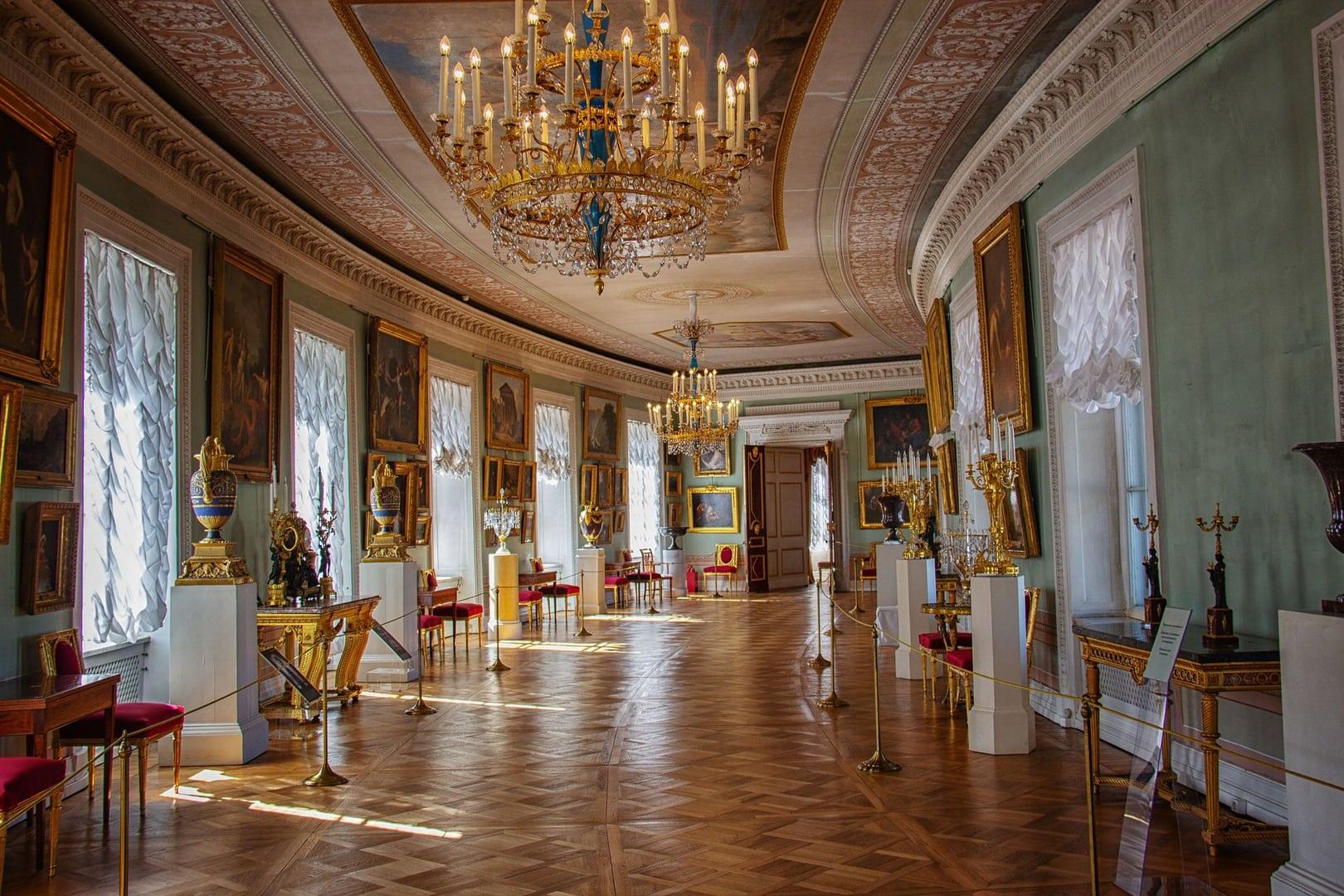 Pavlovsk paladset